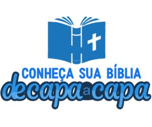 Conheça sua biblia de capa a capa