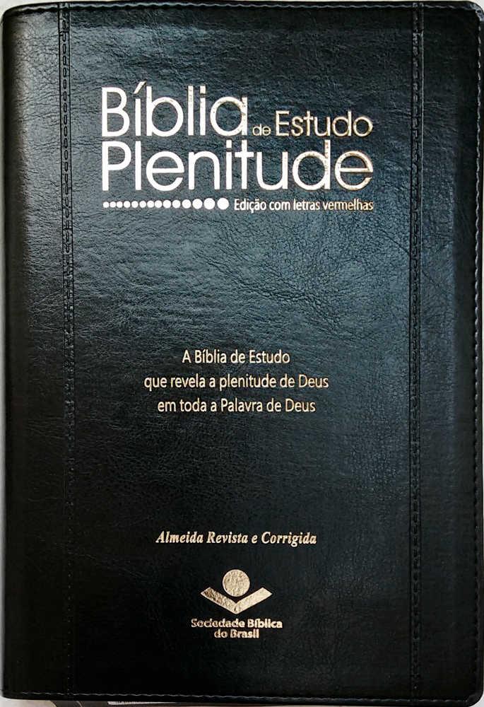 Review da Bíblia de Estudo Plenitude