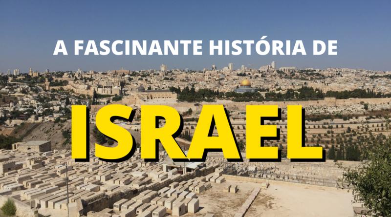 A Verdadeira Historia de Israel explicada – Documentário completo